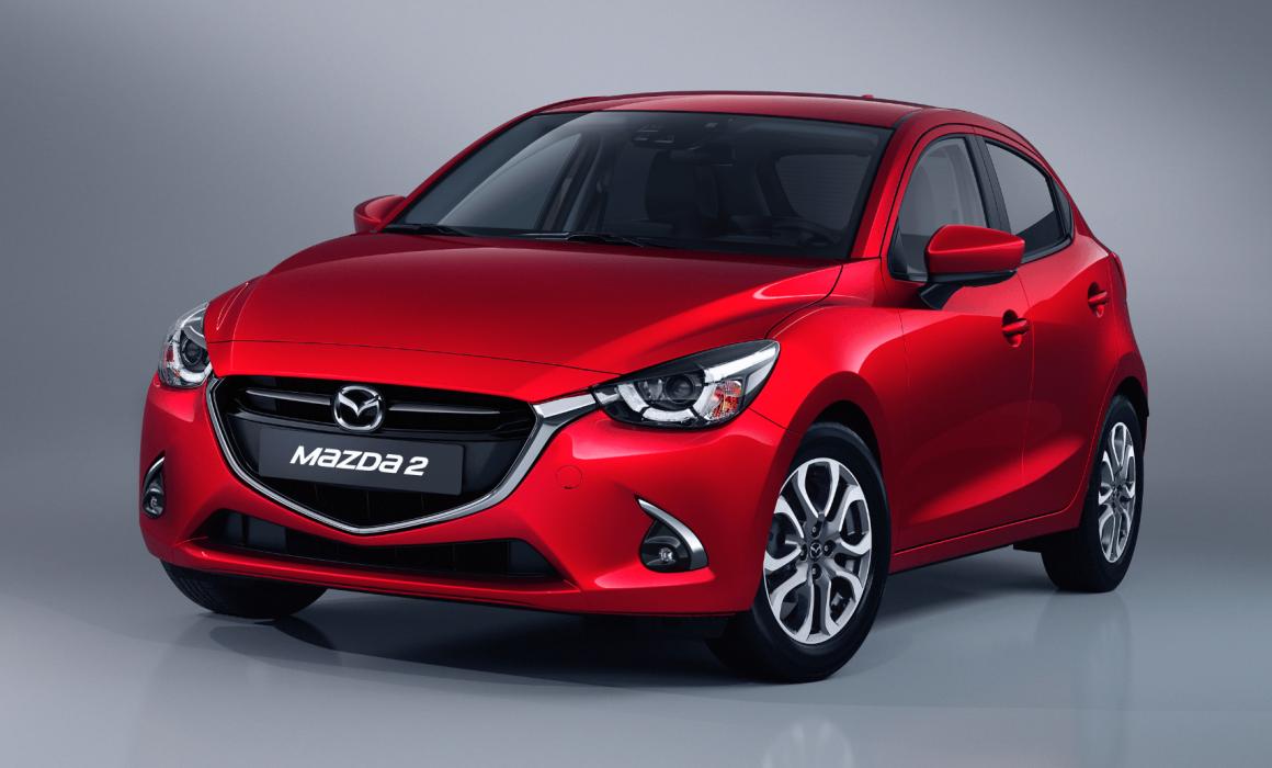 Nuevo Mazda 2 Automontaña Medellin