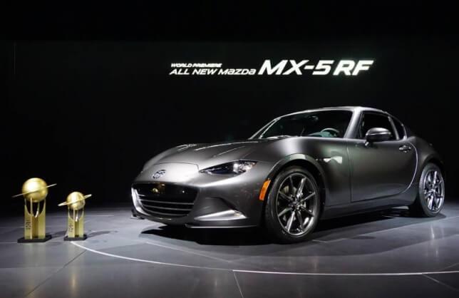 Nuevo Mazda MX5 Automontaña Medellin