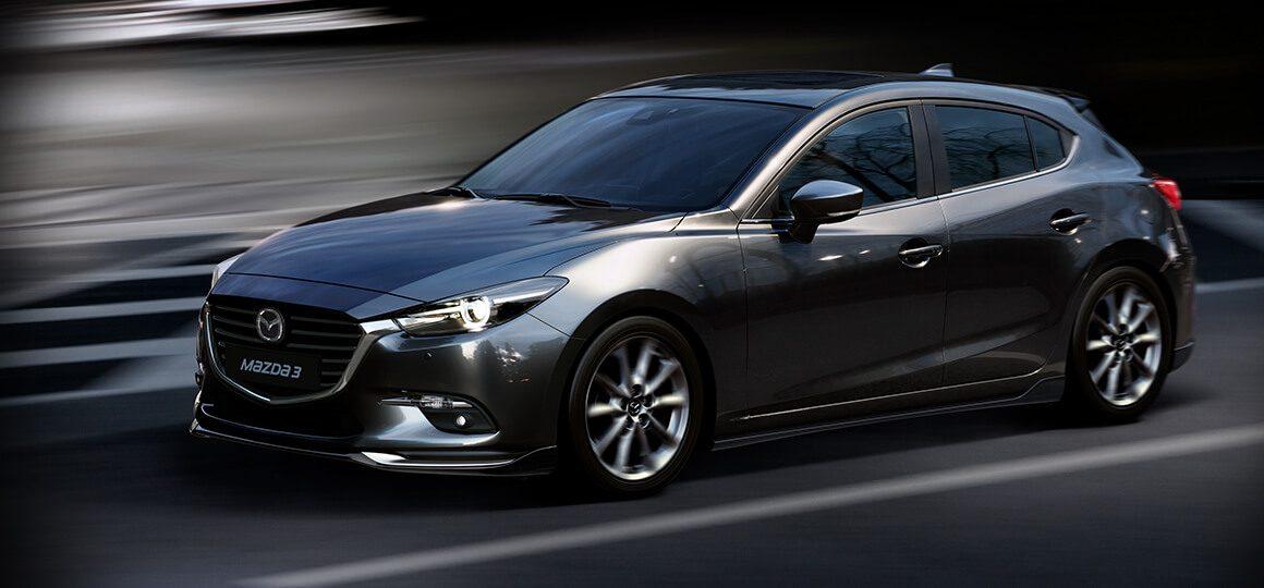 Nuevo Mazda 3 Automontaña Medellin